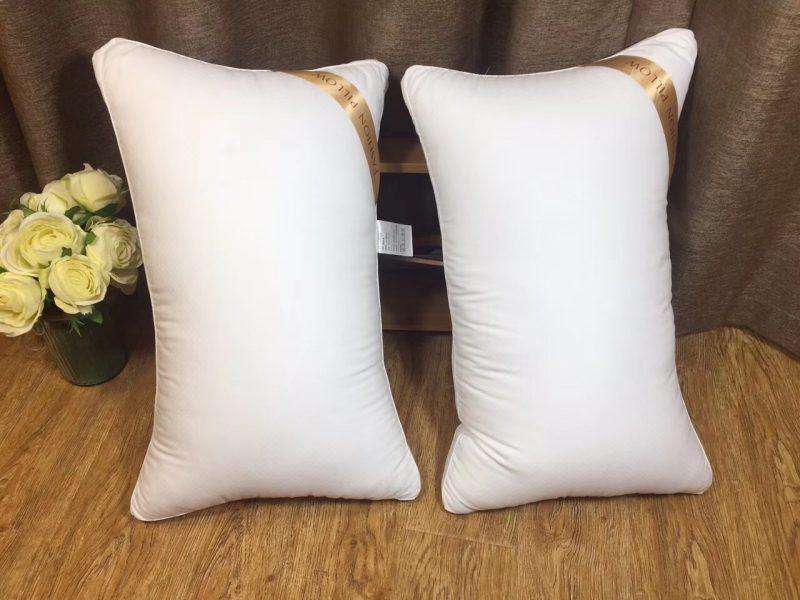 经济又实惠又好看的枕头来了磨毛压花枕