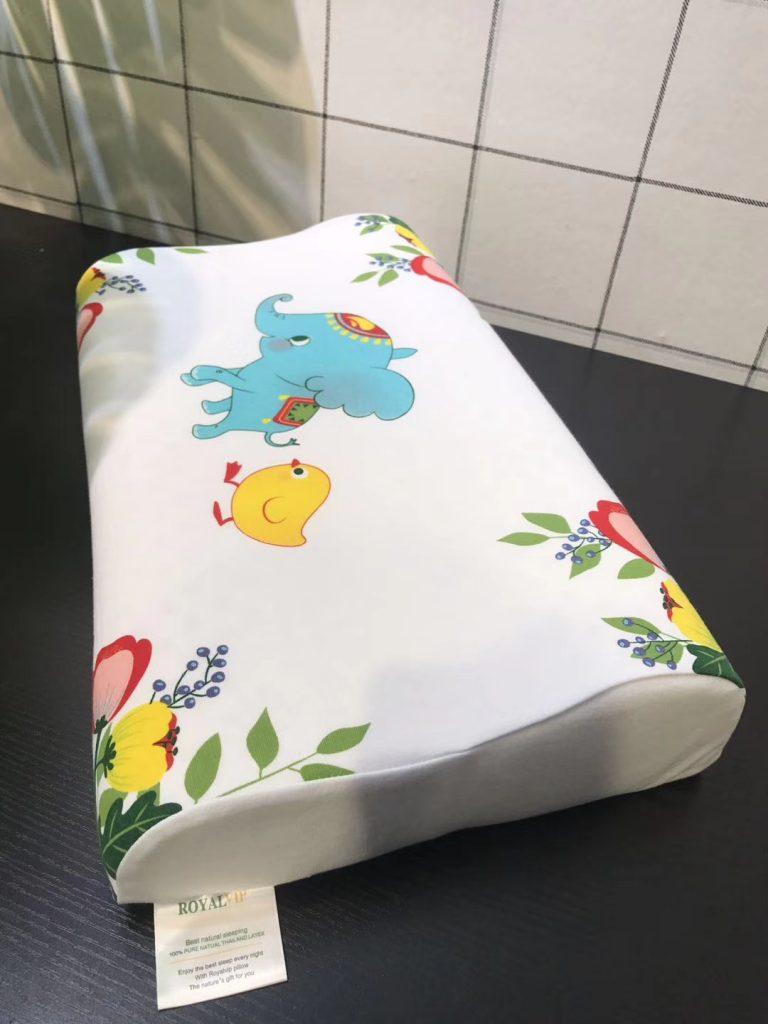 ROYALVIP-泰国皇家vip儿童乳胶枕 包邮