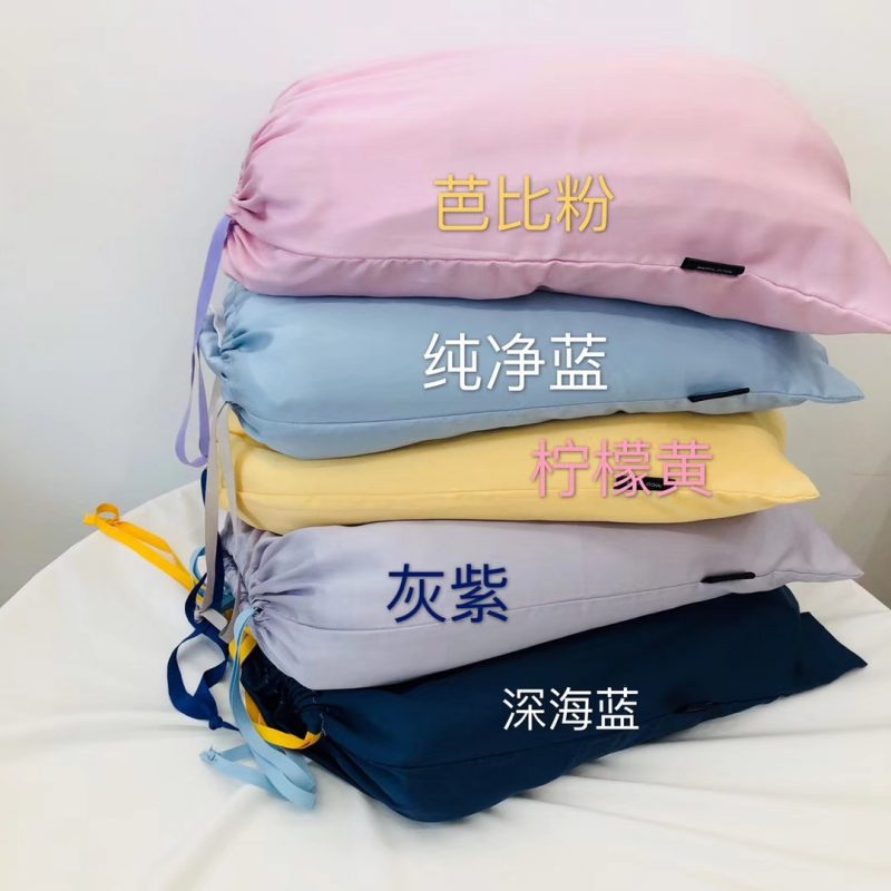 60s兰精天丝 手工双包边儿童夏被【幼岚】特价包邮!五色入